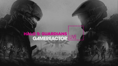 GR Live -uusinta: Halo 5: Guardians -julkaisupäivän lähetys - 27.10.2015