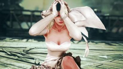 Tekken 7 - Nina Williams The Fatal Bride Reveal Trailer