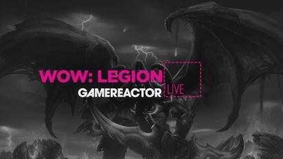 GR Live -uusinta: World of Warcraft: Legion