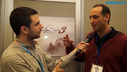 Syberia 3 - Cyril Berrebin haastattelu