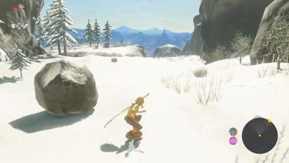 The Legend of Zelda: Breath of the Wild - 20 minuuttia peliä Eiji Aonuman ja toisen pelaajan seurassa