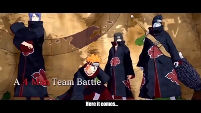 Naruto to Boruto: Shinobi Striker - Reveal Trailer