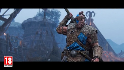 For Honor - Highlander-traileri