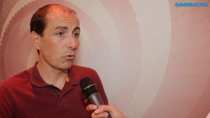 HTC Vive - Graham Breen haastattelussa