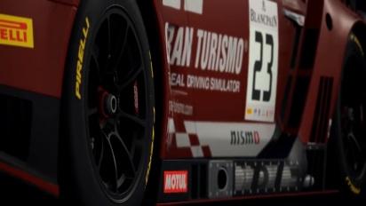 Assetto Corsa Competizione - E3 2018 -pätkä