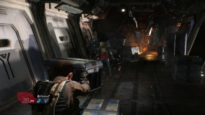 Star Wars 1313 - E3 2012 B-Roll Clip 2