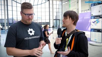 Stormdivers - Mikael Haveri haastattelussa