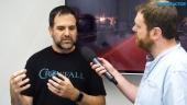 Crowfall - J. Todd Coleman haastattelussa