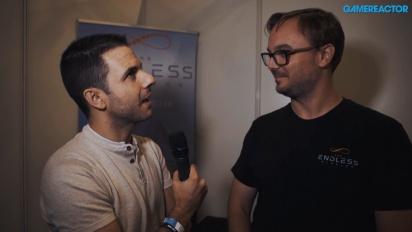 The Endless Mission - Eric Fransen haastattelussa
