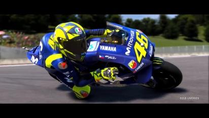 MotoGP 19 - julkistustraileri