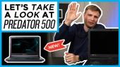 Nopea katsaus - Acer Predator Helios 500