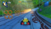 Team Sonic Racing - Lost Palace Ring Challenge -pelikuvaa