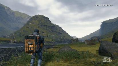 Death Stranding - Gamescom 2019 Gameplay Presentation
