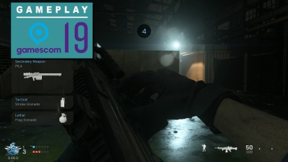 Call of Duty: Modern Warfare - Gamescom Gameplay 1