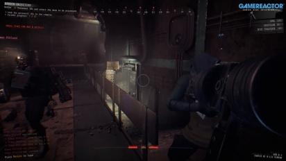 GTFO - Mission A1 -pelikuvaa