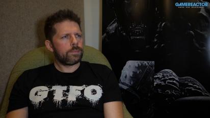 GTFO - Simon Viklund Early Access haastattelussa