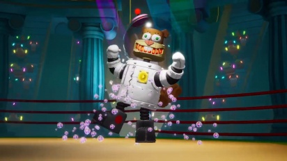 Spongebob Squarepants: Battle for Bikini Bottom - Rehydrated - Boss Fight -traileri