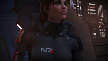 Mass Effect - Legendary Edition virallinen paljastustraileri