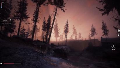 Winter Survival Simulator - uusi traileri