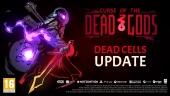 Curse of the Dead Gods - 'Curse of the Dead Cells' Free Update -traileri