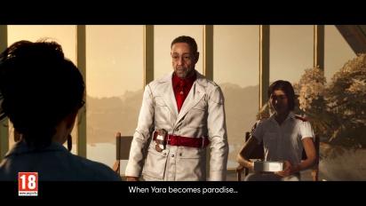 Far Cry 6 - tarinatraileri