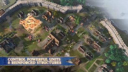 Age of Empires IV  - Gamescom 2021 -pelikuvatraileri
