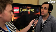 GC 12: Lego Lord of the Rings -haastattelu