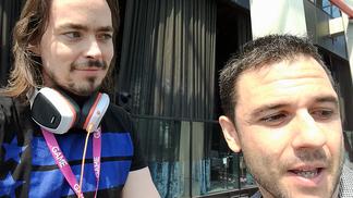 Day 2 at Gamelab 2018