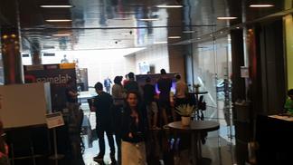 Gamelab 2019 day 1