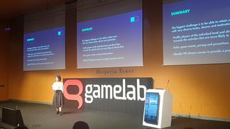 Gamelab 2019 panel
