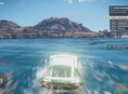 Just Cause 3 Driving On Water With Lamborghini